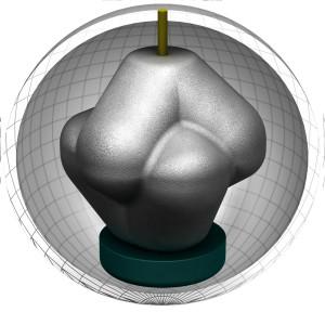 Tri-Sphere-Core